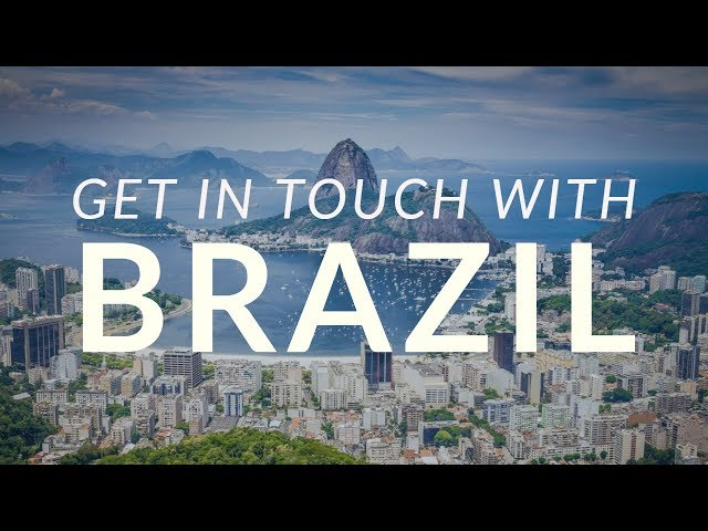 Reportagem – Get in Touch with Brazil