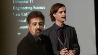 "Spencer Reid Promotes the FBI - From Criminal Minds 4x08, ""Masterpiece"""