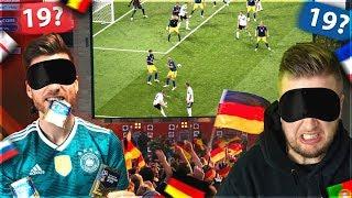 Wer muss die WM BLIND schauen ... ? FIFA 18 BLIND DRAFT Battle !!! Timo VS Simon