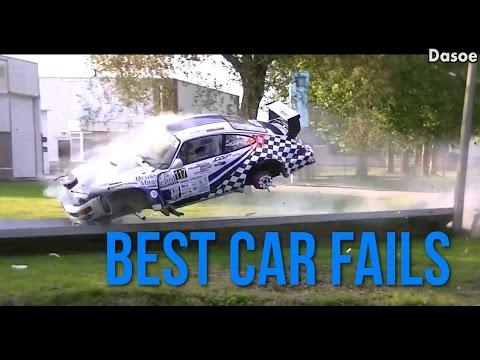 Ultimate Fail Compilation: Best Car Fails