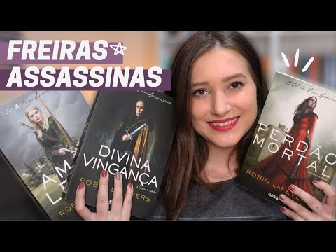 TRILOGIA: O CLÃ DAS FREIRAS ASSASSINAS | Patricia Lima