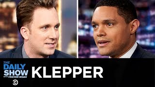 Jordan Klepper Heads to The Field, and to The Big House | The Daily Show