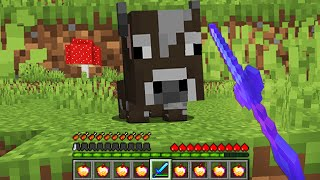 Minecraft UHC but it will confuse you.. this was cursed.