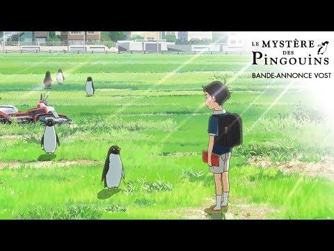 Le Mystère des pingouins Wild Bunch Distribution