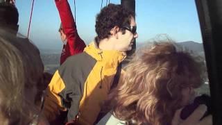 preview picture of video 'En pleno vuelo de Globo Aerostato en Barcelona (Cardedeu) - Por Inmobiliaria VENDOPOR  y Ballooning'