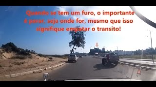 preview picture of video 'Driving in Maputo Part III'