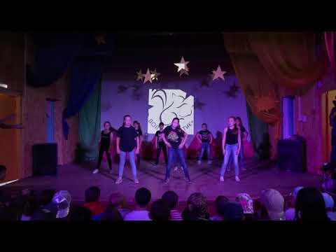 Лето - HOMIE  танец 6 отряда. Лагерь Энергетик