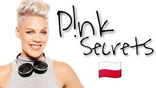 P!nk - Secrets (Tłumaczenie PL) 🇵🇱