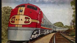 Johnny Mercer, The Pied Pipers -  On the Atchison, Topeka & Santa Fe