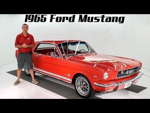 Video of '65 Mustang - QT44
