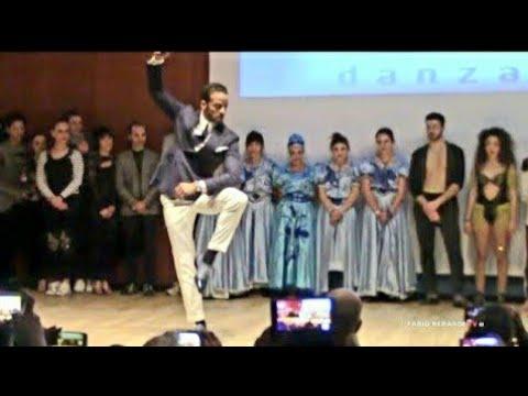MAYKEL FONTS :: Improvisación COLUMBIA CUBANA @ Made in Cuba 2018 Festival ::