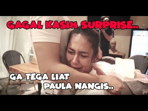 Download MAU SURPRISE ULANG TAHUN BAIM..TAPI KETAUAN ..GA TEGA LIAT ISTRIKU INI .. HD Mp4 3GP Video and MP3