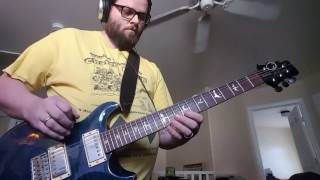 Avenged Sevenfold Eternal Rest Guitar Cover HQ Audio