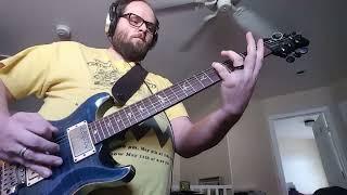 Gambar cover Avenged Sevenfold Eternal Rest Guitar Cover HQ Audio