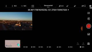 FIMI Navi view of 10/17/20 flight FPV/telemetry feed problem FIMI X8 SE video for FIMI support