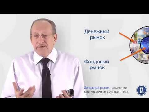 1 1 Понятие финансового рынка и Первичный и вторичный рынок
