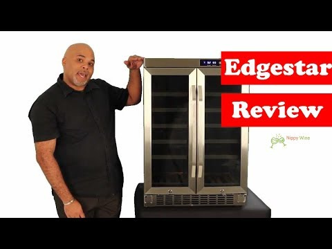 Edgestar Wine Cooler Review | The Best Dual Zone Built in Under Counter Wine Cooler