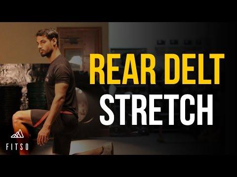 Rear Delt Stretch