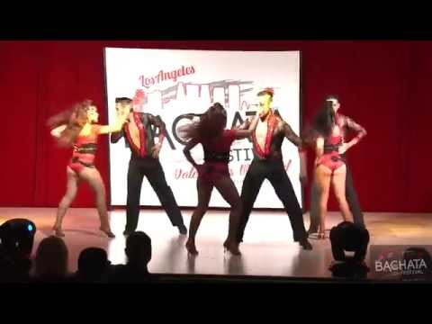 Grizzly Dance Company LA BACHATA FESTIVAL