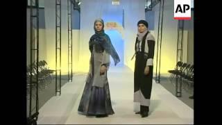 Islamic Fashion Show In Tehran