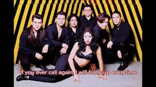 La llamada - Selena y los Dinos (Free English Translation)
