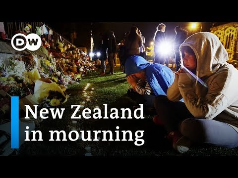 New Zealand mourns mosque attack victims and loss of own innocence | DW News