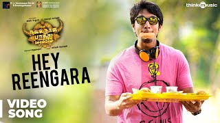 Oru Nalla Naal Paathu Solren | Hey Reengara | Vijay Sethupathi, Gautham Karthik | Justin Prabhakaran