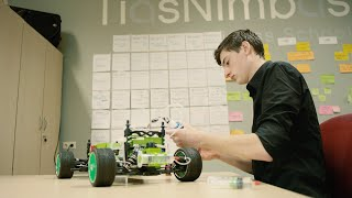 Developing Sustainable Fuel with Team FAST - Ultimaker: 3D Printing Story