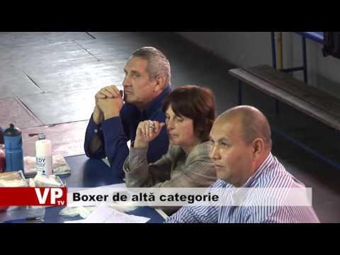Boxer de altă categorie