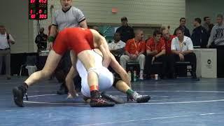 149 lbs semi finals Kyle Dake Cornell vs  Joey Metzler Old Dominion