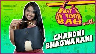 Chandni Bhagwanani's Handbag Secret Revealed   What's In Your Bag   Tellymasala