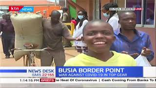 KRA and police deny journalists access to Busia border as coronavirus hit Kenya