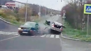 Car Crash Compilation OCTOBER 2016 #40