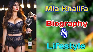 Mia Khalifa Biography In Hindi | Adultindustry का काला सच | Amazing facts about Mia Khalifa | #mia