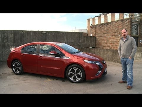 2013 Vauxhall Ampera long term test report - What Car?