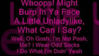 Lady Sovereign - Love Me or Hate Me (With Lyrics)