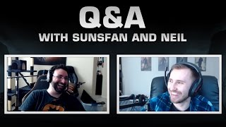 Dota 2 Q&A with SUNSfan and dcNeil