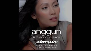 Anggun The Good Is Back MetroMix John Hohman (Goodbye) Extended Remix