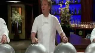 Hell Kitchen - head on platter