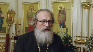 ПРОТ. КОНСТАНТИН КОБЕЛЕВ (30.01.2019)