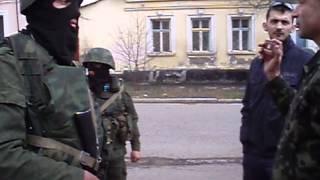 Українські морські піхотинці посилають російських окупантів