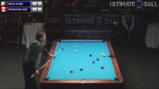 Efren 'Bata' Reyes - TOP 5 LUCKIEST AND MOST IMPOSSIBLE SHOTS EVER