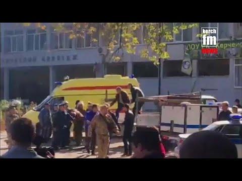 العرب اليوم - شاهد: تفجير عبوة ناسفة في مدينة القرم الروسية