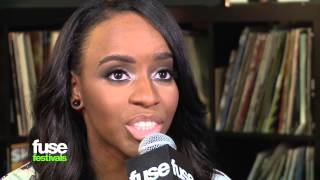 "Angel Haze on Twitter Beef, ""Dirty Gold"" Album, Jason Mraz - SXSW 2013"