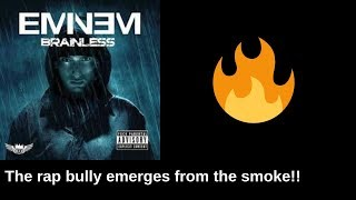 "Eminem ""Brainless"" (Reaction)"