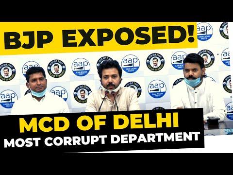 🔴BJP MCD EXPOSED! दिल्ली की BJP शासित MCD ने लगाए नए tax! LIVE