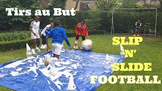 Download Video Tirs au But - Slip 'N' Slide Football Penalties | K-Boyz TV MP3 3GP MP4