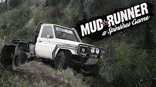 Spintires:MudRunner - 1990 Toyota LC75 - Surge