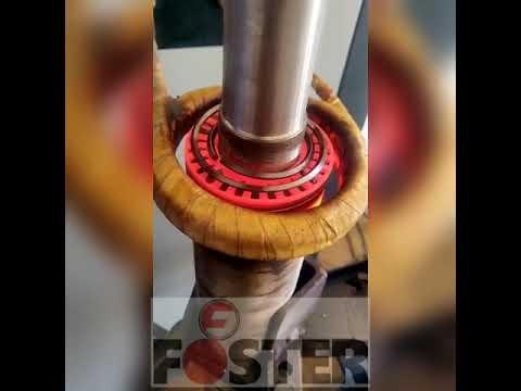 Induction Rotor Brazing Machine - Submersible Rotor