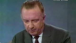 1968 King Assassination Report (CBS News)